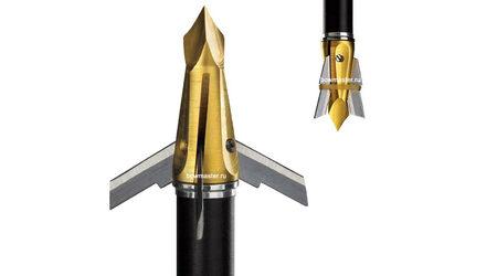Охотничий наконечник для стрел Trophy Ridge Steelhead-100 (3 шт.)