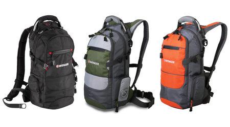 Рюкзак треккинговый для хайкинга Wenger Narrow Hiking Pack 13022215