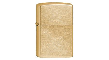 Бензиновая зажигалка Zippo 207G Gold Dust