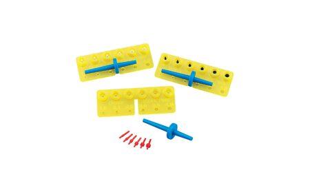 Набор меток для скопа Sure-Loc Beiter Scope Pins