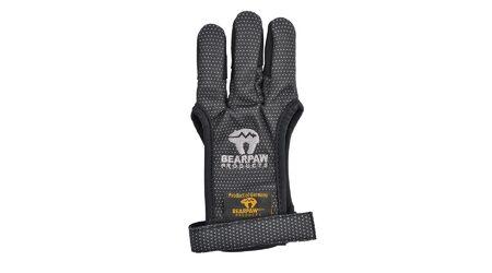 Перчатка для лука BearPaw Black Glove