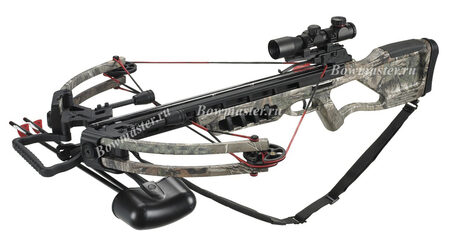Блочный арбалет Man-Kung MK-380VCR камуфляж