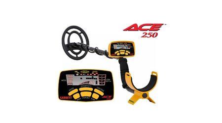 Металлоискатель Garrett - ACE 250