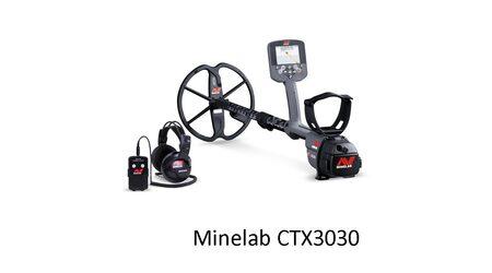 Металлоискатель Minelab - CTX 3030