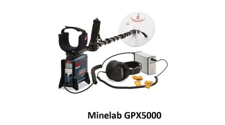 Металлоискатель Minelab - GPX 5000