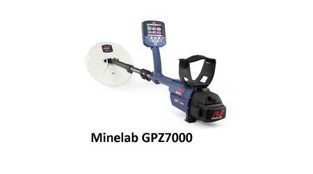 Металлоискатель Minelab - GPZ 7000