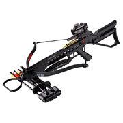 Рекурсивный арбалет Man-Kung MK-XB21 черный