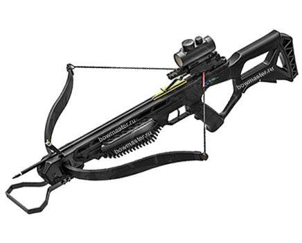 Купите рекурсивный арбалет Man-Kung MK-XB25 черный в интернет-магазине