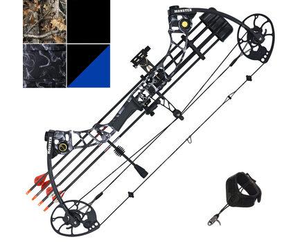 Купите блочный лук Bowmaster Monster RTH (Боумастер Монстр) в интернет-магазине