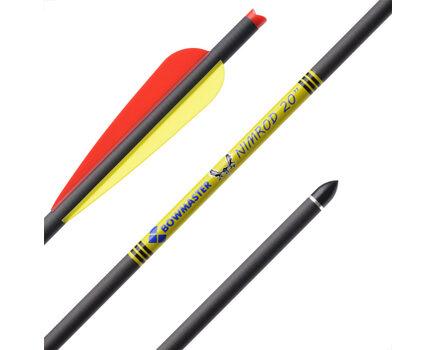 Купите стрелы для арбалета Bowmaster Nimrod 20 в Москве в нашем магазине