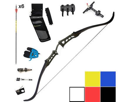 Купите комплект для стрельбы из лука Bowmaster Recruit в интернет-магазине