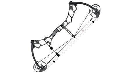купите Блочный лук для охоты Bowmaster Strike LH (Боумастер Страйк) под левую руку в Москве