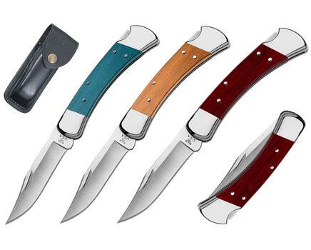 Купите складной нож Buck 110 Folding Hunter S30V (0110CWSR - 0110IRS - 0110OKS) в Москве в нашем интернет-магазине