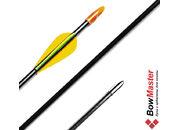 Стрела для классического и детского лука фибергласс Junxing JX028F