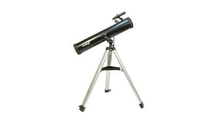 купите Зеркальный телескоп Levenhuk Skyline 76x700 AZ (рефлектор Ньютона, 76мм, F=700мм, 1:9.2) на азимутальной монтировке в Москве