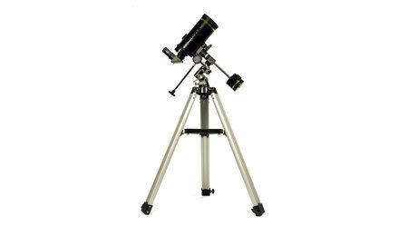 купите Катадиоптрический телескоп Levenhuk Skyline PRO 90 MAK (рефлектор Максутова-Кассегрена, 90мм, F=1250мм, 1:13.9) на экваториальной монтировке в Москве
