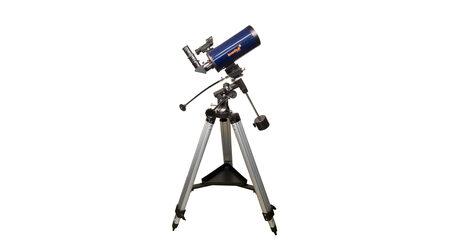 купите Зеркально-линзовый телескоп Levenhuk Strike 1000 PRO (рефлектор Максутова-Кассегрена, 102мм, F=1300мм, 1:12.8) на экваториальной монтировке в Москве