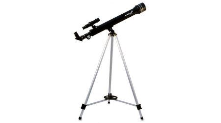 купите Телескоп Levenhuk Skyline 50x600 AZ (рефрактор, 50мм, F=600мм, 1:12) на азимутальной монтировке в Москве