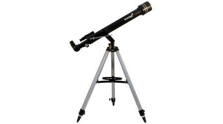 купите Телескоп Levenhuk Skyline 60x700 AZ (рефрактор, 60мм, F=700мм, 1:12) на азимутальной монтировке в Москве