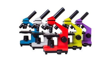 купите Школьный лабораторный микроскоп Levenhuk Rainbow 2L PLUS в Москве