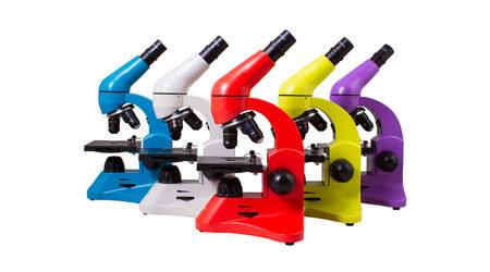 купите Универсальный микроскоп Levenhuk Rainbow 50L для школы в Москве