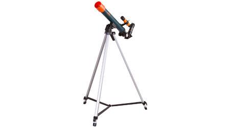 купите Детский телескоп Levenhuk LabZZ T1 (рефрактор, 40мм, F=400мм, 1:12.5) на азимутальной монтировке в Москве
