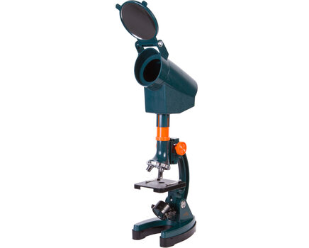 Купите детский микроскоп Levenhuk LabZZ M3 для школьников в интернет-магазине