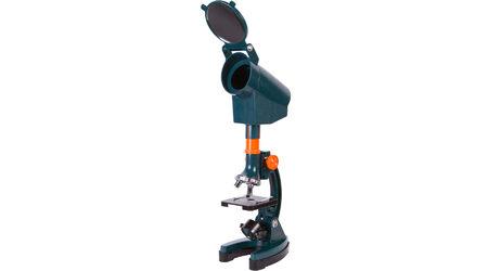купите Детский микроскоп Levenhuk LabZZ M3 для школьников в Москве
