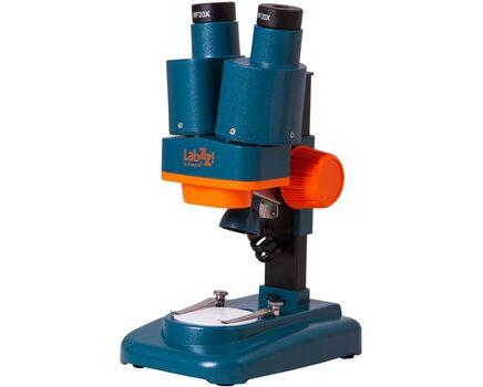 Купите стереоскопический детский микроскоп Levenhuk LabZZ M4 стерео в интернет-магазине