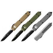 Автоматический выкидной нож Microtech Ultratech S/E Standard Drop Point / 121-1GY - 121-1OD - 121-1TA