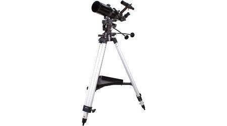 купите Телескоп Sky-Watcher BK 804AZ3 для любителей астрономии (рефрактор, 80мм, F=400мм, 1:5) на азимутальной монтировке в Москве