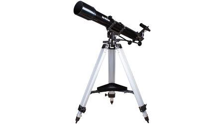 купите Мощный беззеркальный телескоп Sky-Watcher BK 909AZ3 (рефрактор, 90мм, F=900мм, 1:10) на азимутальной монтировке в Москве