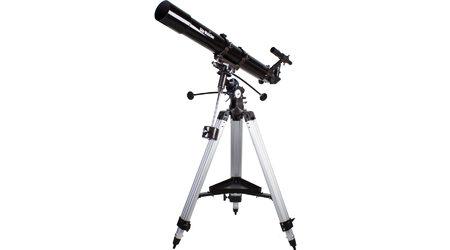 купите Беззеркальный телескоп Sky-Watcher BK 809EQ2 (рефрактор, 80мм, F=900мм, 1:11.3) на экваториальной монтировке в Москве