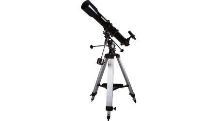 купите Большой телескоп Sky-Watcher BK 909EQ2 (рефрактор, 90мм, F=900мм, 1:10) на экваториальной монтировке в Москве