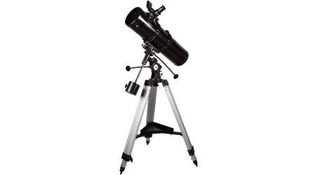 купите Светосильный зеркальный телескоп Sky-Watcher BK P13065EQ2 (рефлектор Ньютона, 130мм, F=650мм, 1:5) на экваториальной монтировке в Москве