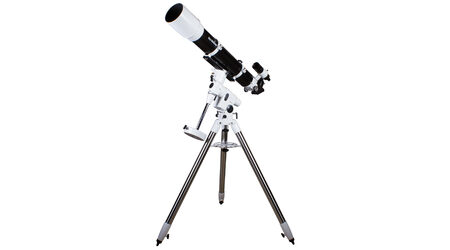 купите Мощный линзовый телескоп Sky-Watcher BK 1201EQ5 (рефрактор, 120мм, F=1000мм, 1:8.33) на экваториальной монтировке в Москве
