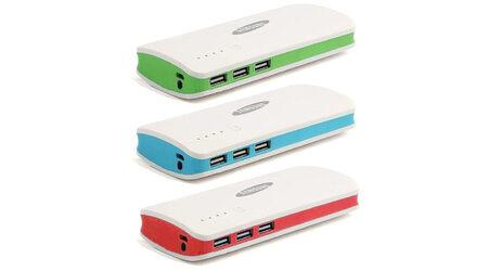 купите Power bank Samsung 16000 mAh для зарядки планшета в Москве