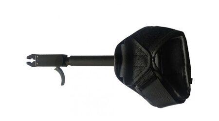 купите Релиз TP416 (черный, ремень на липучке, жесткая ножка) для стрельбы из блочного лука в Москве