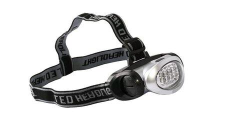 купите Свето-диодный налобный фонарь UltraFire 8 LED в Москве