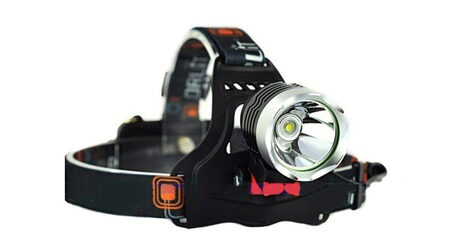 купите Светодиодный налобный фонарь UltraFire HL-41 (Cree XML T6) 1450 люмен в Москве