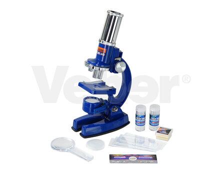 Купите домашний микроскоп для детей Микромед MP-600 в интернет-магазине