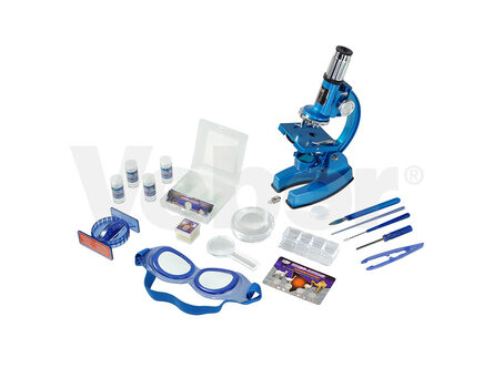 Купите детский микроскоп ученический Микромед MP-1200 zoom в интернет-магазине