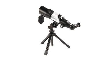 купите Телескоп Veber 350/60 AZ (рефрактор, 60мм, F=350мм, 1:5.8) на азимутальной монтировке в Москве