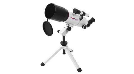 купите Телескоп Veber 400/80 AZ (рефрактор, 80мм, F=400мм, 1:5) на азимутальной монтировке в Москве