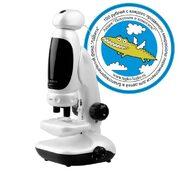 Детский цифровой USB - микроскоп EVA с подключением к компьютеру