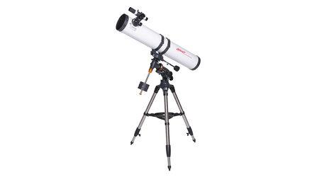 купите Телескоп Veber PolarStar 900/114 EQ (рефлектор Ньютона, 114мм, F=900мм, 1:11.8) на экваториальной монтировке в Москве