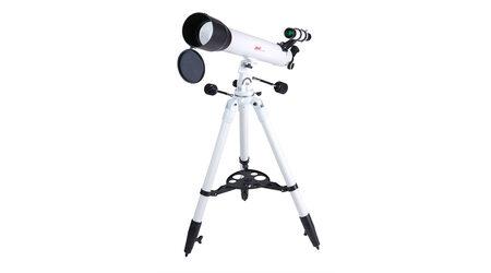 купите Телескоп Veber PolarStar 900/90 AZ (рефрактор, 90мм, F=900мм, 1:10) на азимутальной монтировке в Москве
