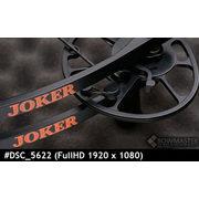 Обои на рабочий стол с блочным луком Bowmaster Joker