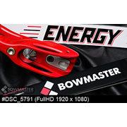 Обои на рабочий стол с классическим луком Bowmaster Energy