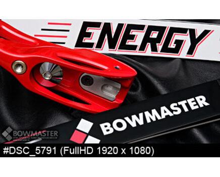 Скачайте обои на рабочий стол с классическим луком Bowmaster Energy